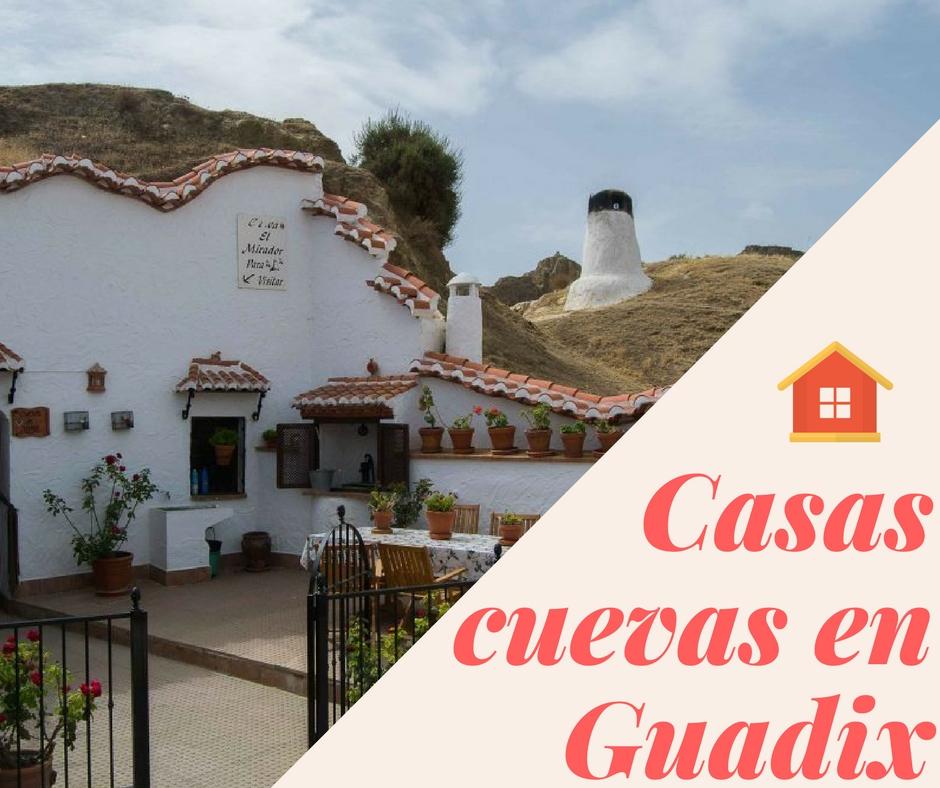portada Guadix y sus casas cuevas - Los viajes de Margalliver